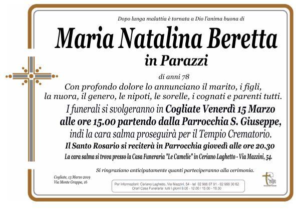 Beretta Maria Natalina
