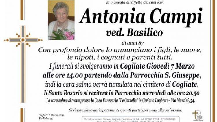 Campi Antonia