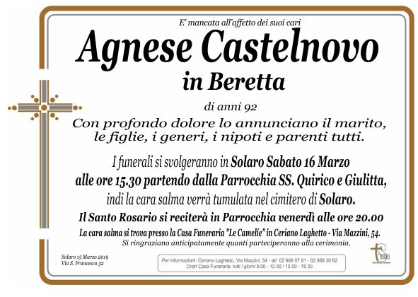 Castelnovo Agnese