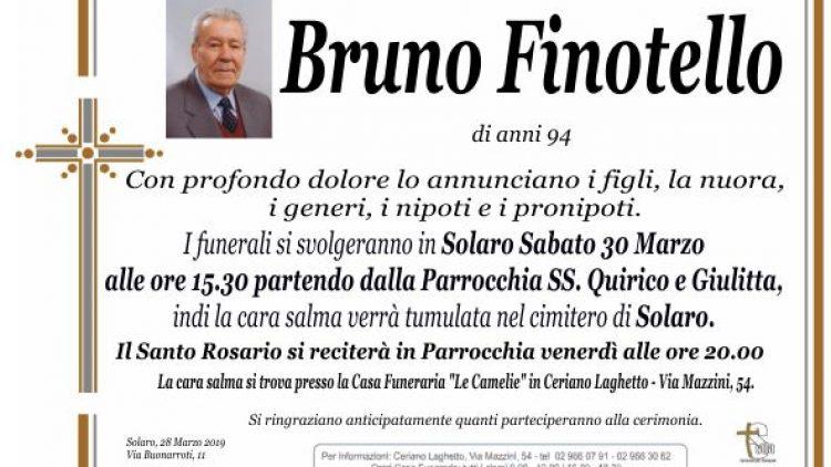 Finotello Bruno