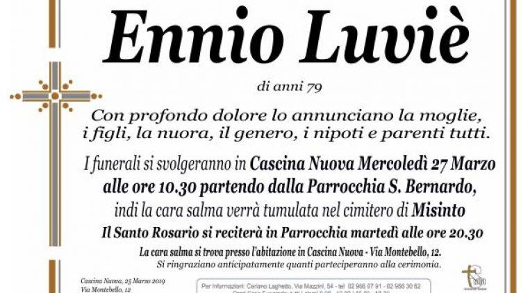 Luviè Ennio