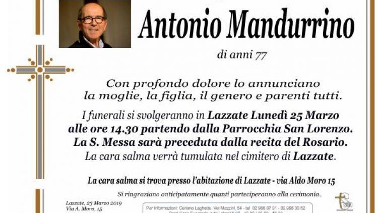 Mandurrino Antonio