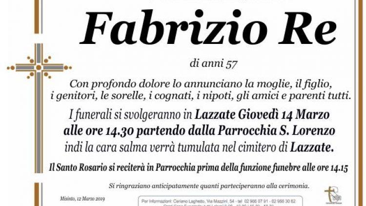 Re Fabrizio
