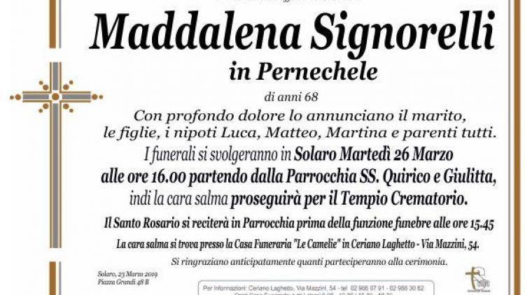 Signorelli Maddalena