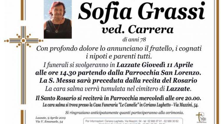 Grassi Sofia
