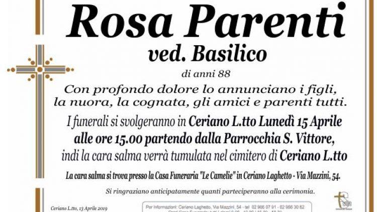 Parenti Rosa