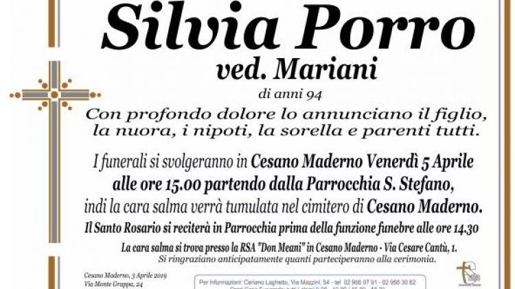 Porro Silvia