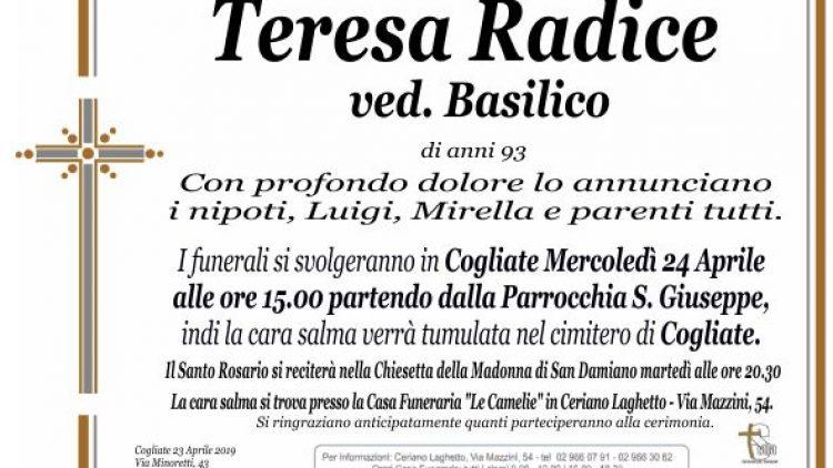 Radice Teresa