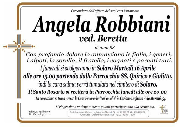 Robbiani Angela