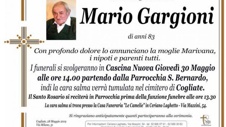 Gargioni Mario