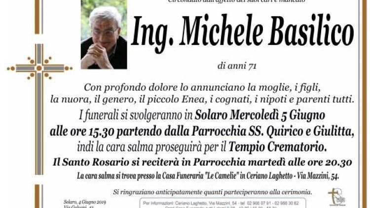 Ing. Basilico Michele