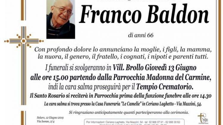 Baldon Franco