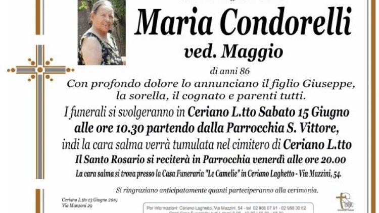 Condorelli Maria