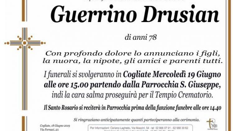 Drusian Guerrino