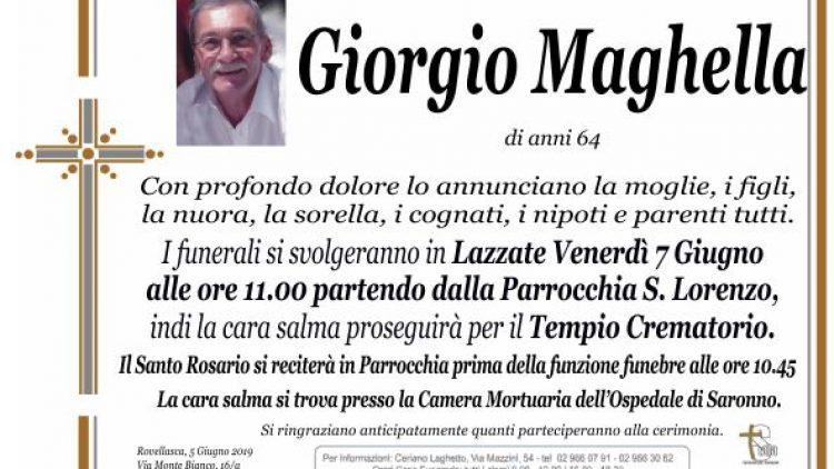 Maghella Giorgio
