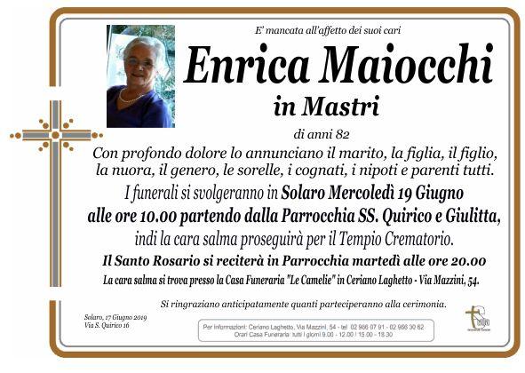 Maiocchi Enrica