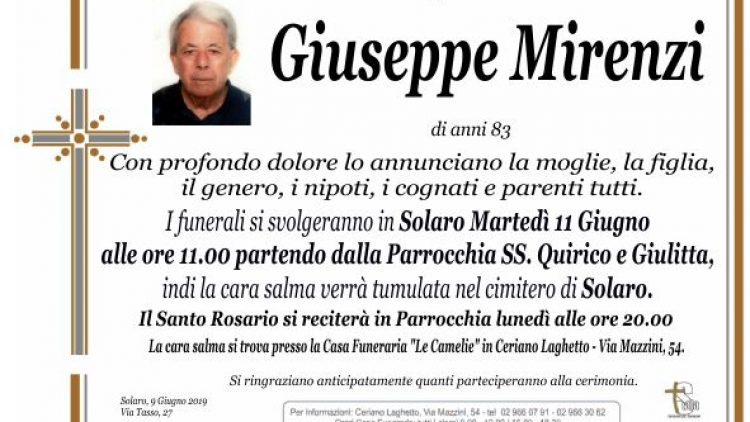 Mirenzi Giuseppe