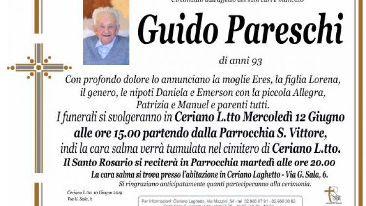 Pareschi Guido