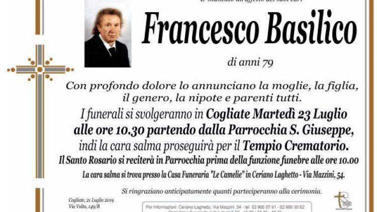 Basilico Francesco