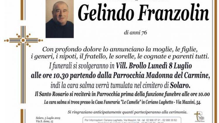 Franzolin Gelindo
