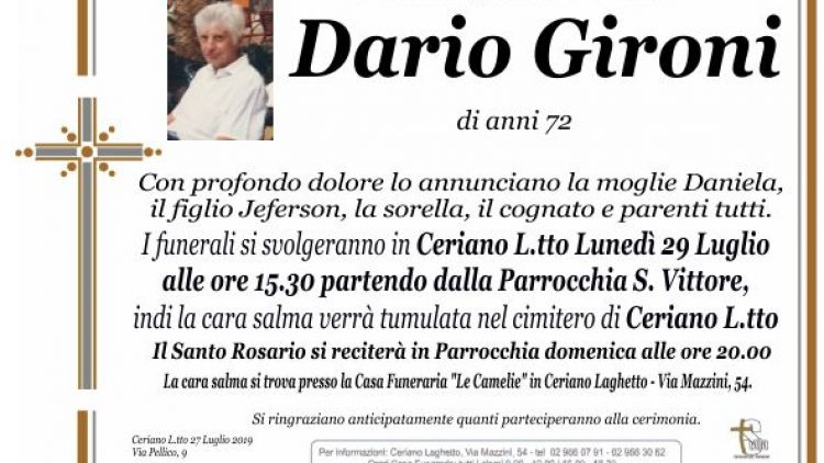 Gironi Dario