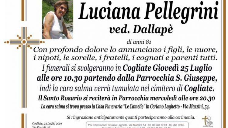 Pellegrini Luciana