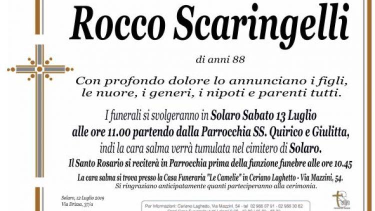 Scaringelli Rocco