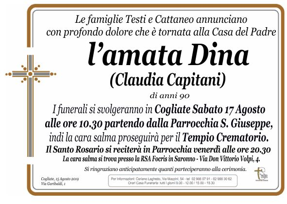 Capitani Claudia