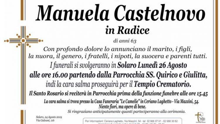 Castelnovo Manuela
