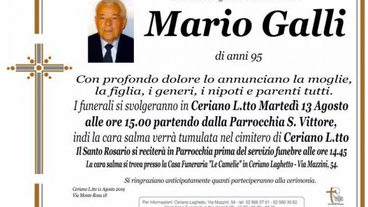 Galli Mario