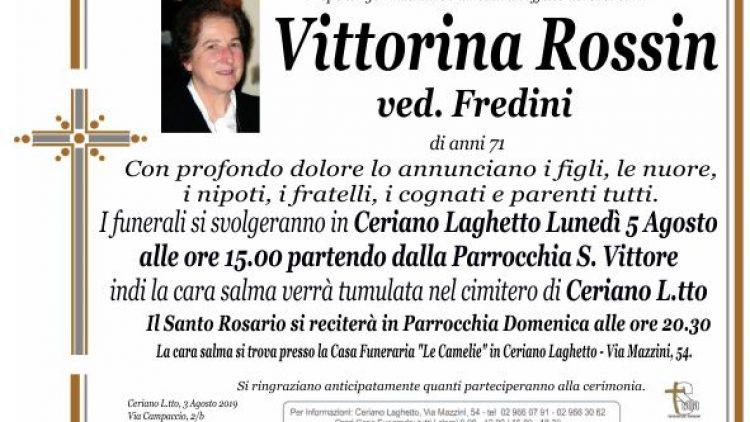 Rossin Vittorina
