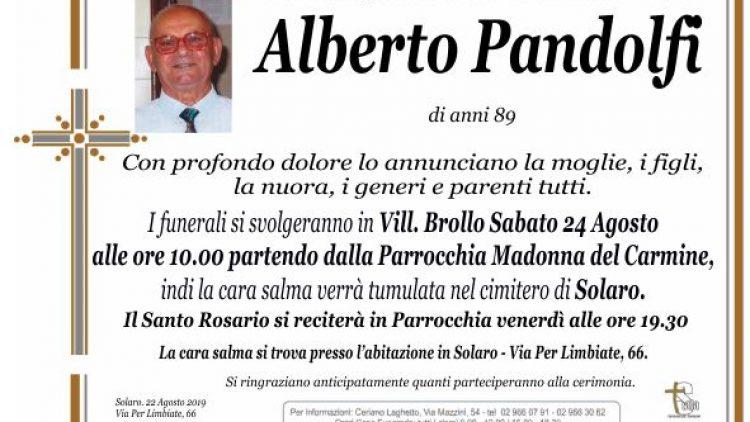 Pandolfi Alberto