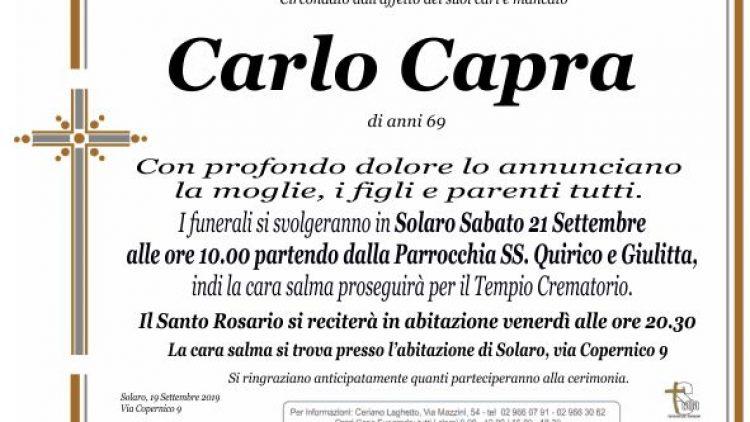Capra Carlo