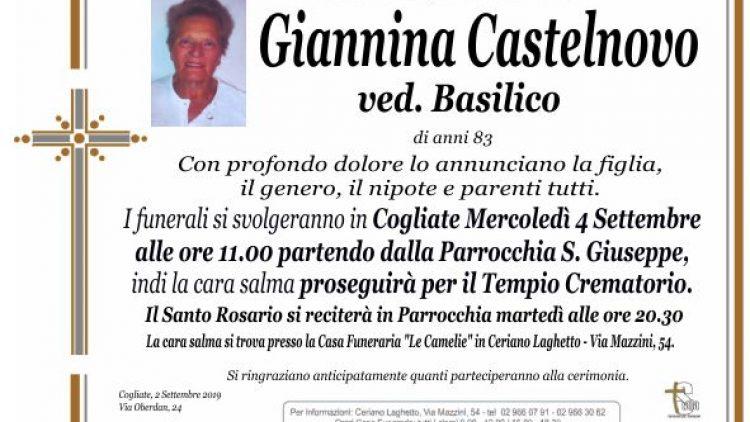 Castelnovo Giannina