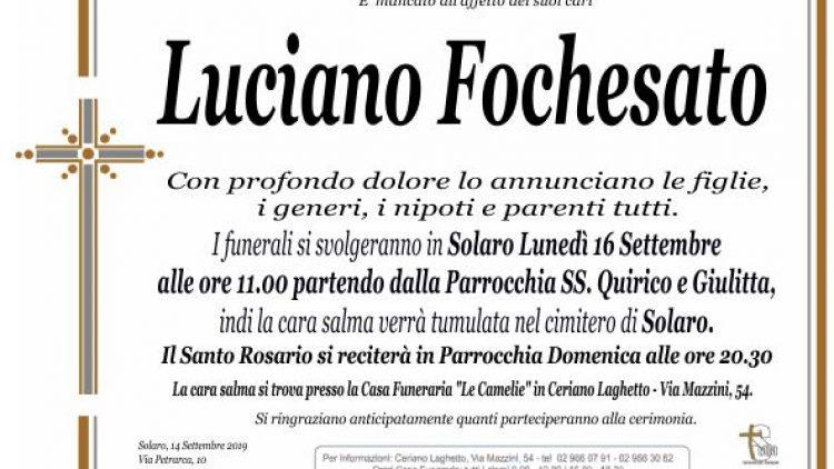 Fochesato Luciano