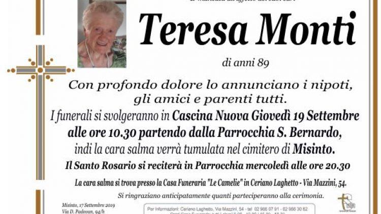 Monti Teresa