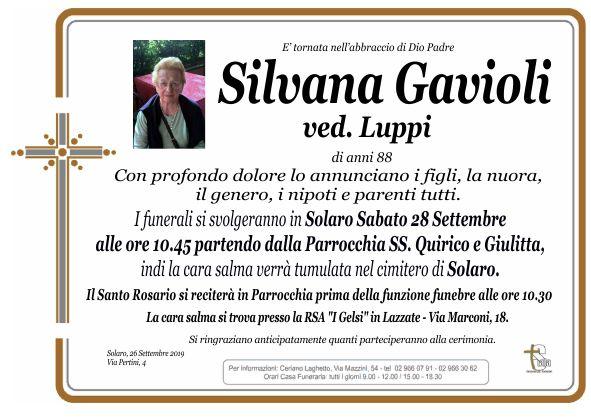 Gavioli Silvana