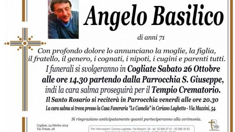 Basilico Angelo