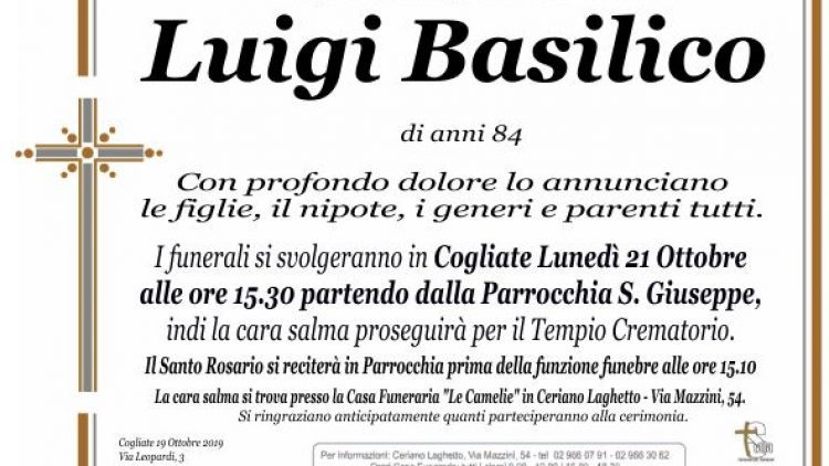 Basilico Luigi