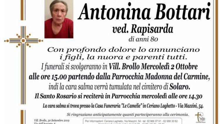 Bottari Antonina