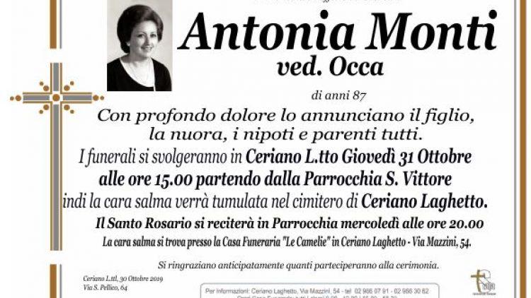 Monti Antonia