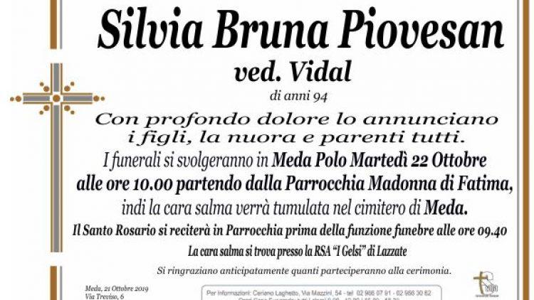 Piovesan Silvia Bruna