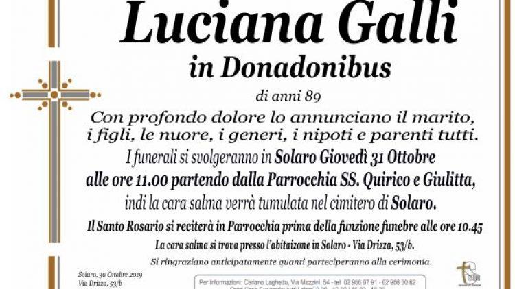Galli Luciana