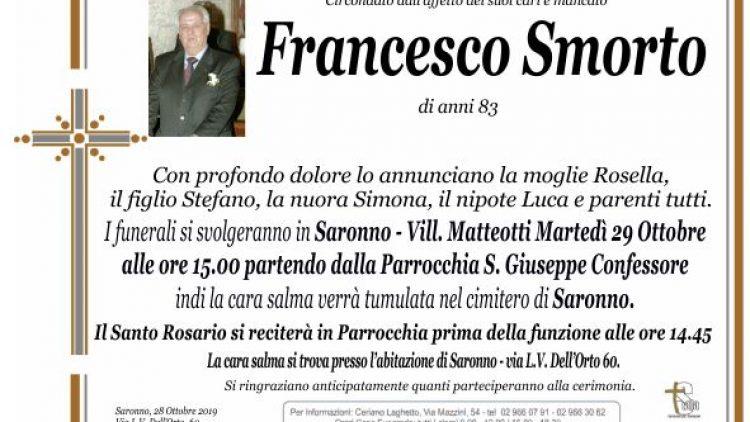 Smorto Francesco