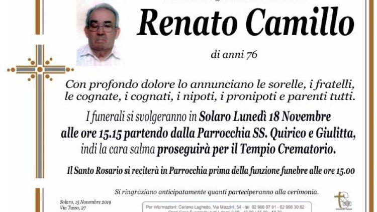 Camillo Renato
