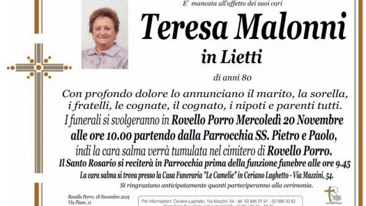 Malonni Teresa
