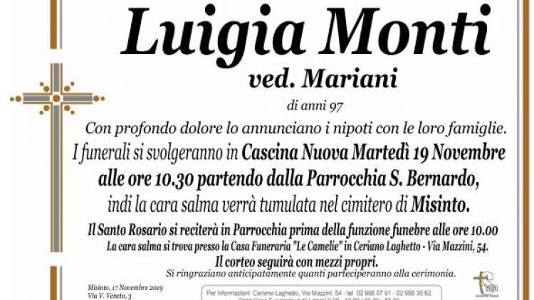 Monti Luigia