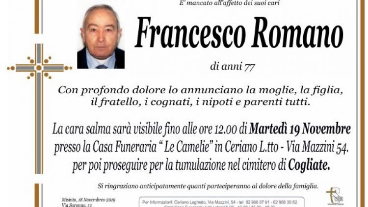Romano Francesco