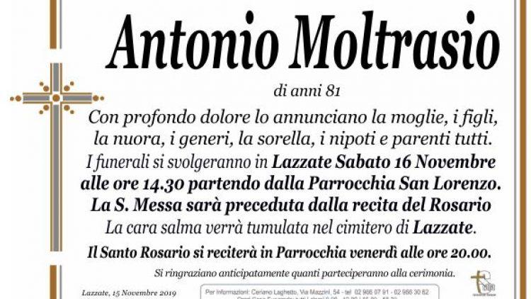 Moltrasio Antonio