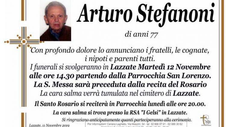 Stefanoni Arturo